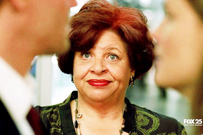 patricia belcher nationality